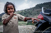 Nepali child, Pokhara, Nepal