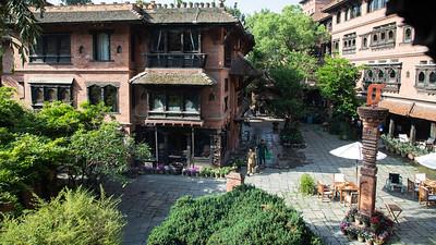 Dwarika's Hotel - Kathmandu