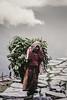 Gurkha woman, Himalayas, Nepal