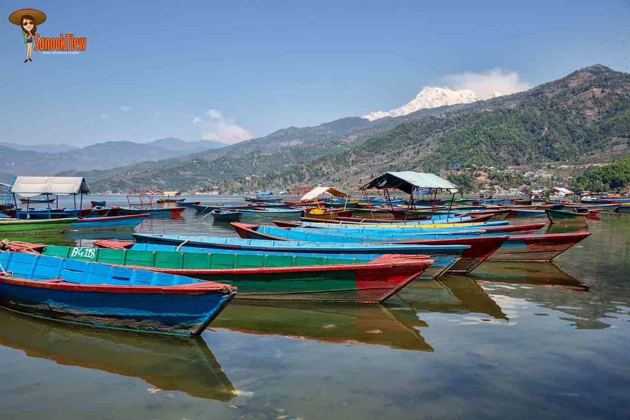 Pokhara โพคารา เที่ยวโพคารา Nepal เนปาล โปคารา Phewa Lake ทะเลสาบเฟวา