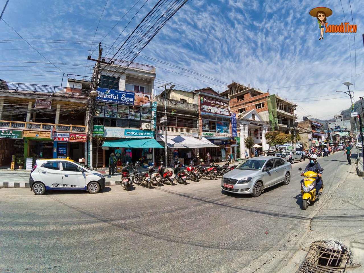 Pokhara โพคารา เที่ยวโพคารา Nepal เนปาล โปคารา
