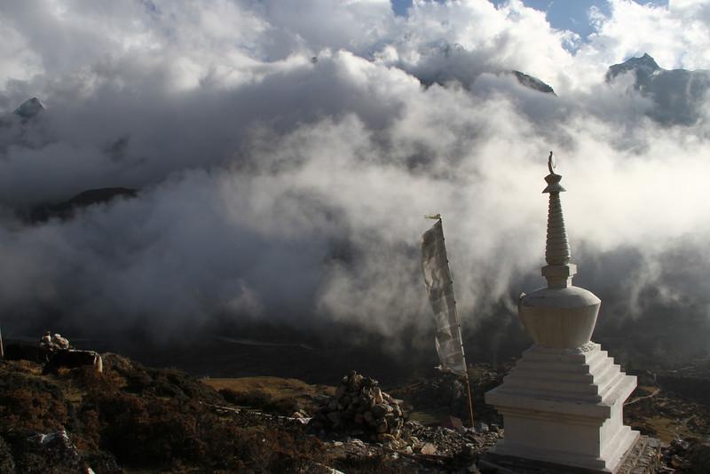 Kyanjin Gompa, Upper Langtang. 2012