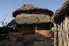 The village of Ramkot is most known for its round houses and scenic view of the Annapurna Range of the Himalayas.
