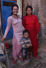 These are Dhiren's neighbors and asked to have thier photo taken.