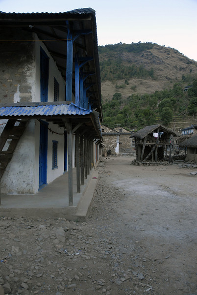 This rural village had not electricity but was scheduled to be connected in December. Can you imagine...just getting electricity in 2012? How spoiled we are.