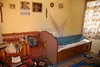 This is Sahadev's room that he gave up for me while I was there.