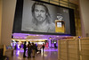 Brad welcomes me as I head to the International boarding area and the long flights home.<br /> <br /> Peace to you