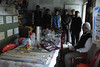 This is the science lab that Sahadev put together with the purchase in Chitwan. BTW...Sahadev is a science teacher.