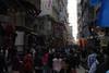 Another street scene in Kathmandu.