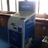 Новые автоматы в зале паспортного контроля