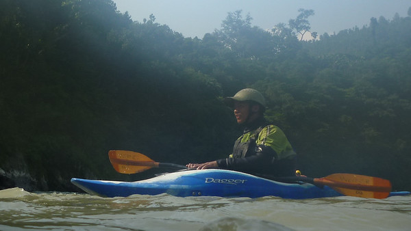 Safety Kayakers