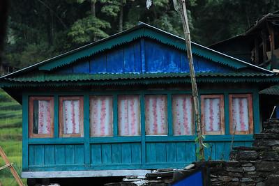 Domek w Bahundanda