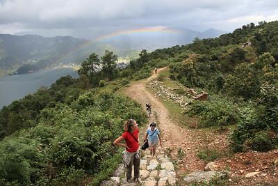TÄ™cza nad PokharÄ…