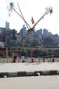 Hustawka w Kathmandu