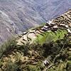 Descending some 500 m to Modi khola, then ascending to Landrung.