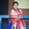 Married hindu woman