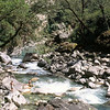 We took a cool off at Modi khola before starting the ascend to Landrung