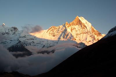 Machhapuchhre -- Annapurna Sanctuary Trek, Nepal