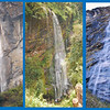 The further you go up the Modi Khola the more spectacular it becomes.  There are waterfalls everywhere, some 1000 feet high.