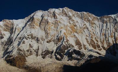 Annapurna Sanctuary trek 2011