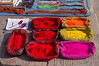 Nepal, Kathmandu: Tikka powder for sale in Durbar Square.