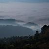 Morning fog-smoke in the Tansen valley