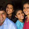Ganesh, Monica, Alysha, Laxmi