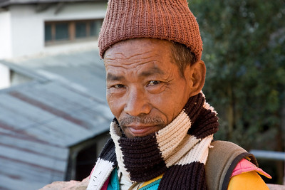 Man in Dhankuta.