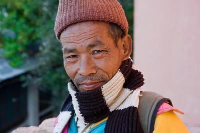 Bwong: Nepali man