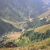 We follow Beni khola flowing some 400 m beneath our path.