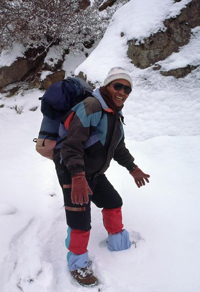 Sherpa Temba Lama (Lama-ji)