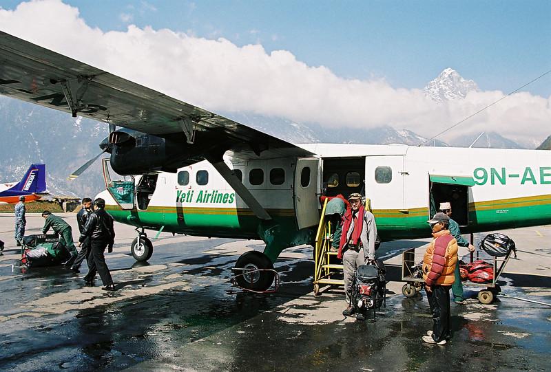 Lukla Airport