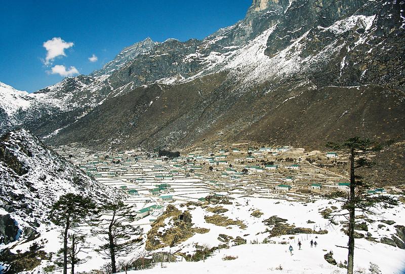 Khumjung Village