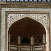 Entrance to Taj Mahal