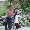 kids dancing as they see me pointing my camera at them - they put on quite a show