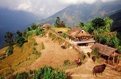 Village of Phurumbu
