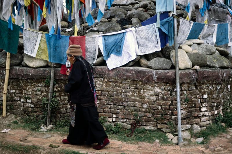 Jawlakhel, Tibetan refugee camp