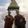Lama priests