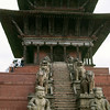 Nyatapola temple, biggest in Nepal