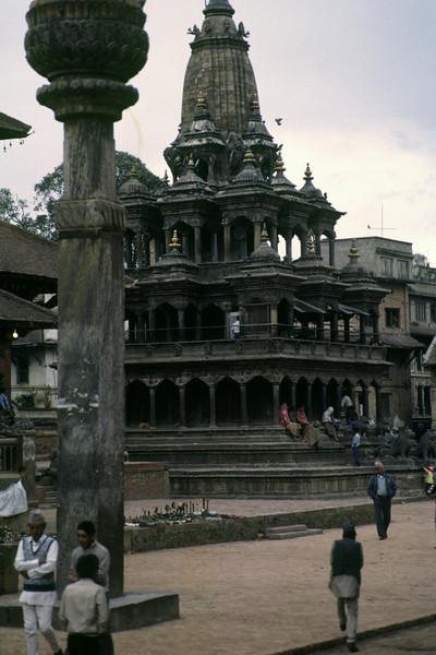 Patan (Lalitpur=beautiful city) Durbar marg
