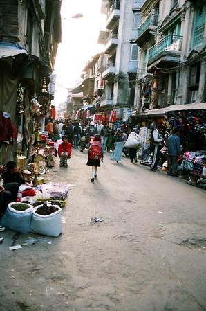 Kathmandu - Makhan Tol