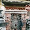 Temple offering shrine.