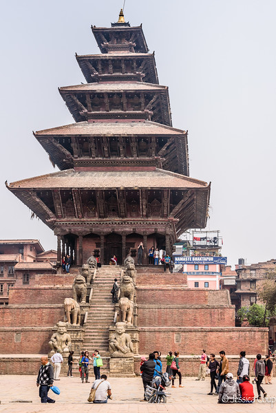 Tall Temple
