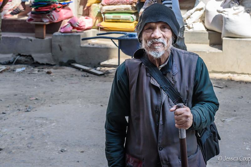 Local Beggar