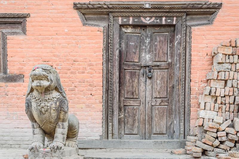 Guarding the Door