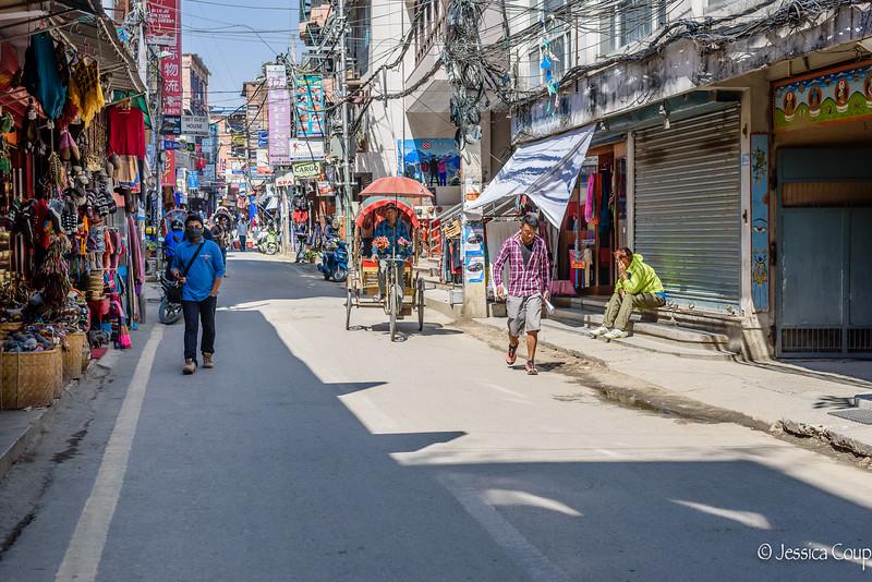 The Shops of Thamel
