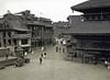 Plaza II, Bhaktapur, Nepal (Bronica 645)