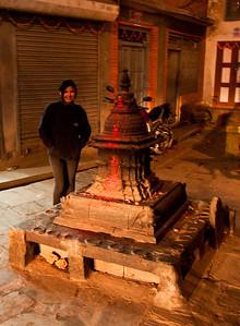 Por in Kathmandu, Nepal