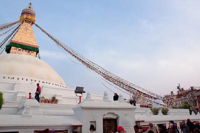 Boudhanath Stupa — Kathmandu, Nepal