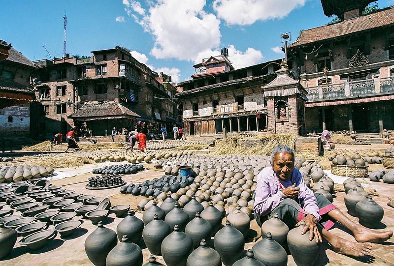 Pottery Square Talako, Bhaktapur